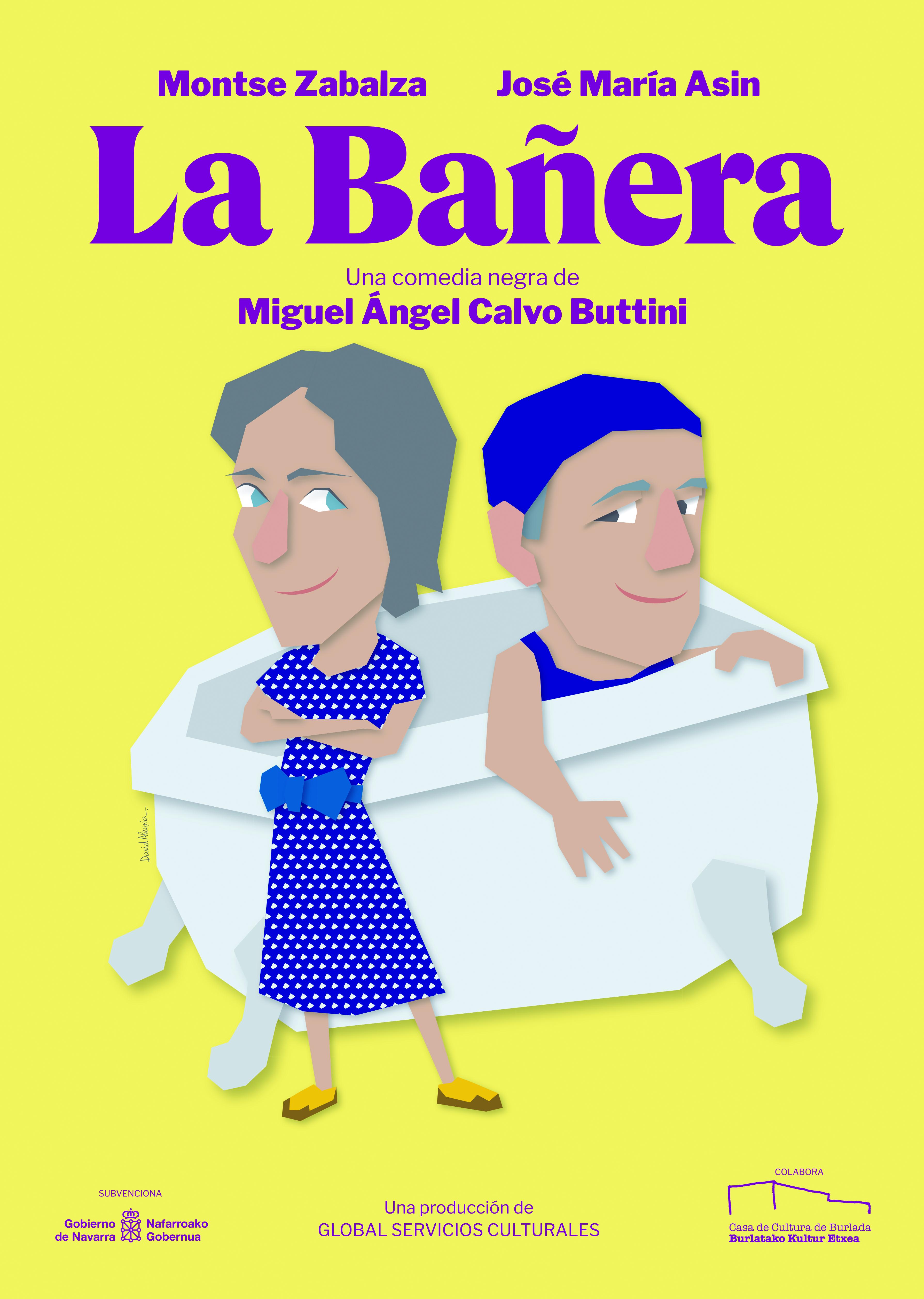 La Bañera – cartel